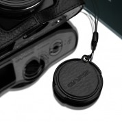 Gariz Lens Cap Cover XA-CFOEBK2 for Olympus 37,40.5mm