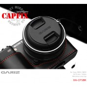 Gariz Lens Cap Cover XA-CFSBK for SEL16, 18-55mm