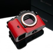 Gariz Leather Half-case for Sony A7 Red (XS-CHA7R)