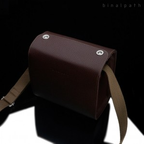 Gariz BinalPath II CB-NMCSBR Camera Bag for Mirrorless : Brown