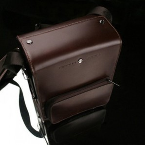 Gariz Leather Zoom Bag : Medium for Mirrorless (CB-LZMSP)