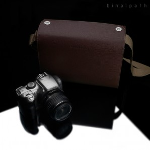 Gariz BinalPath II CB-NMCLBR Camera Bag for DSLR : Brown