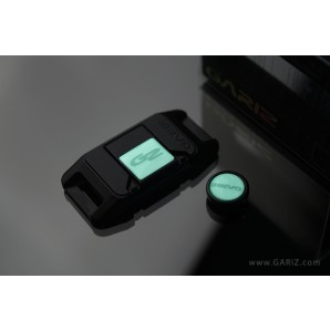 Gariz XA-SP1 Hotshoe Cover+Soft Button: Night Glow
