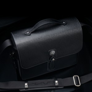 Gariz Satchel Bag for Mirrorless: Black (XS-STC1)